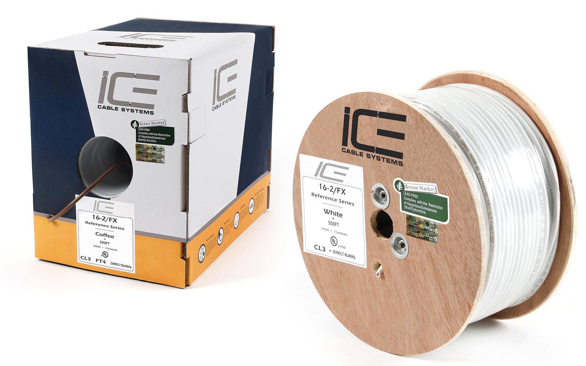 Надёжные кабели для инсталляций от компании ICE Cable