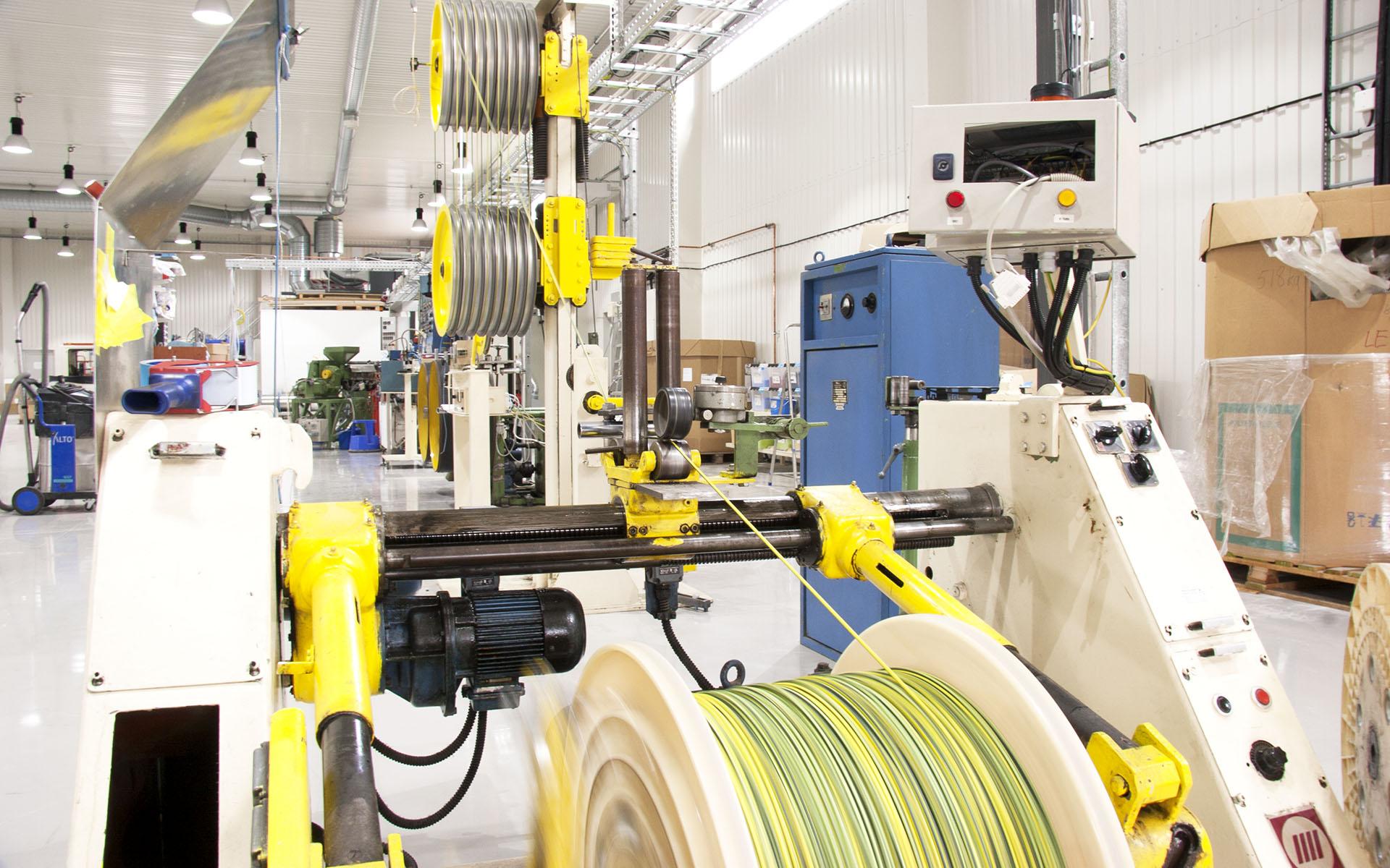 Производственные линии Supra – недостижимый идеал для многих менее искушённых производителей кабеля
