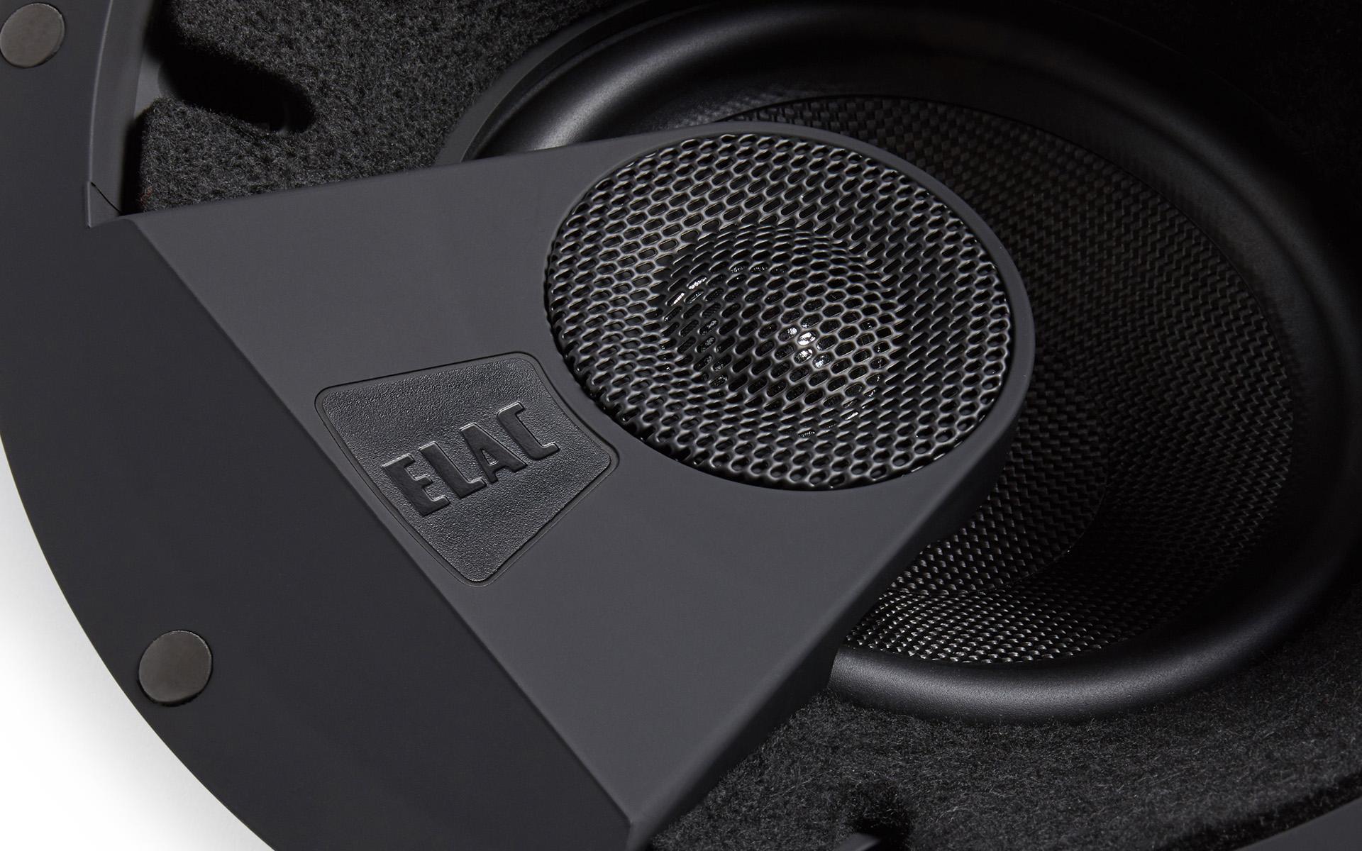 Встраиваемая колонка пространственного звучания ELAC Debut