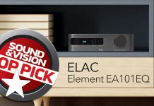 ELAC Element Sound&Vision Top Pick