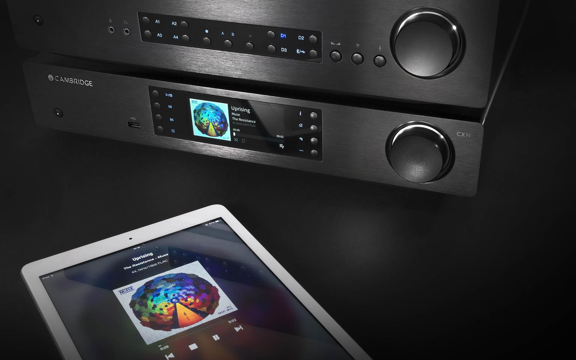 Аппараты Cambridge Audio серии CX – сегодняшний день британского звука