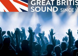 Great British Sound – с 1968 года!