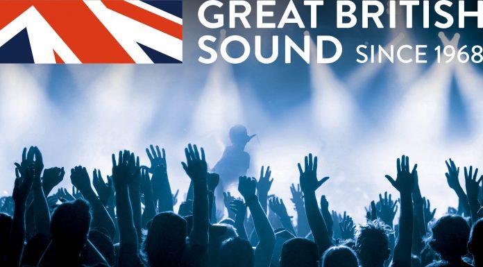 Great British Sound – с 1968 года!