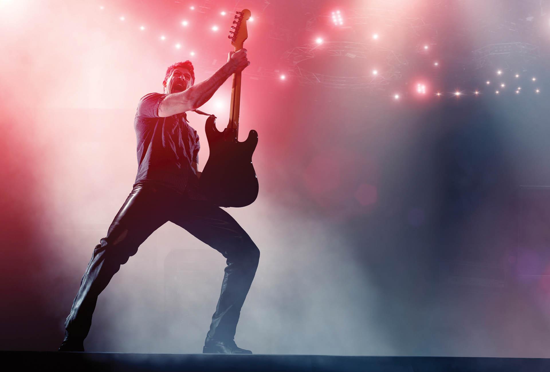 Гитарный рок – один из устойчивых символов Британии