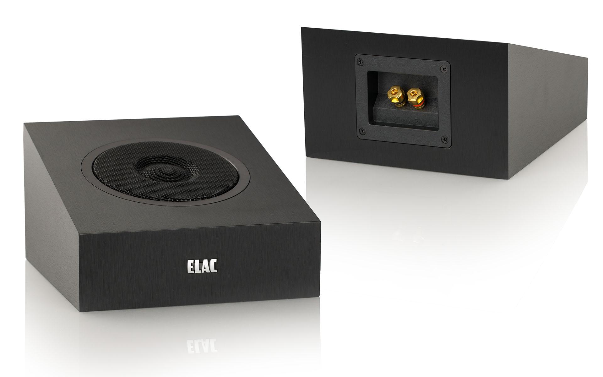 ELAC A4 – дополнительные акустические системы для Dolby Atmos