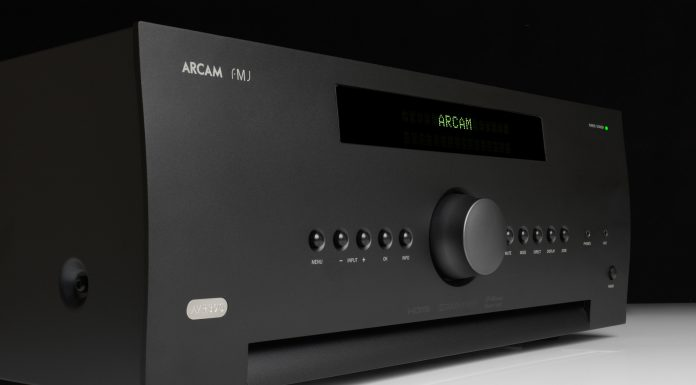 Семиканальный AV-ресивер ARCAM AVR390