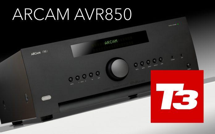 Журнал «T3» считает ARCAM AVR850 лучшим AV-ресивером