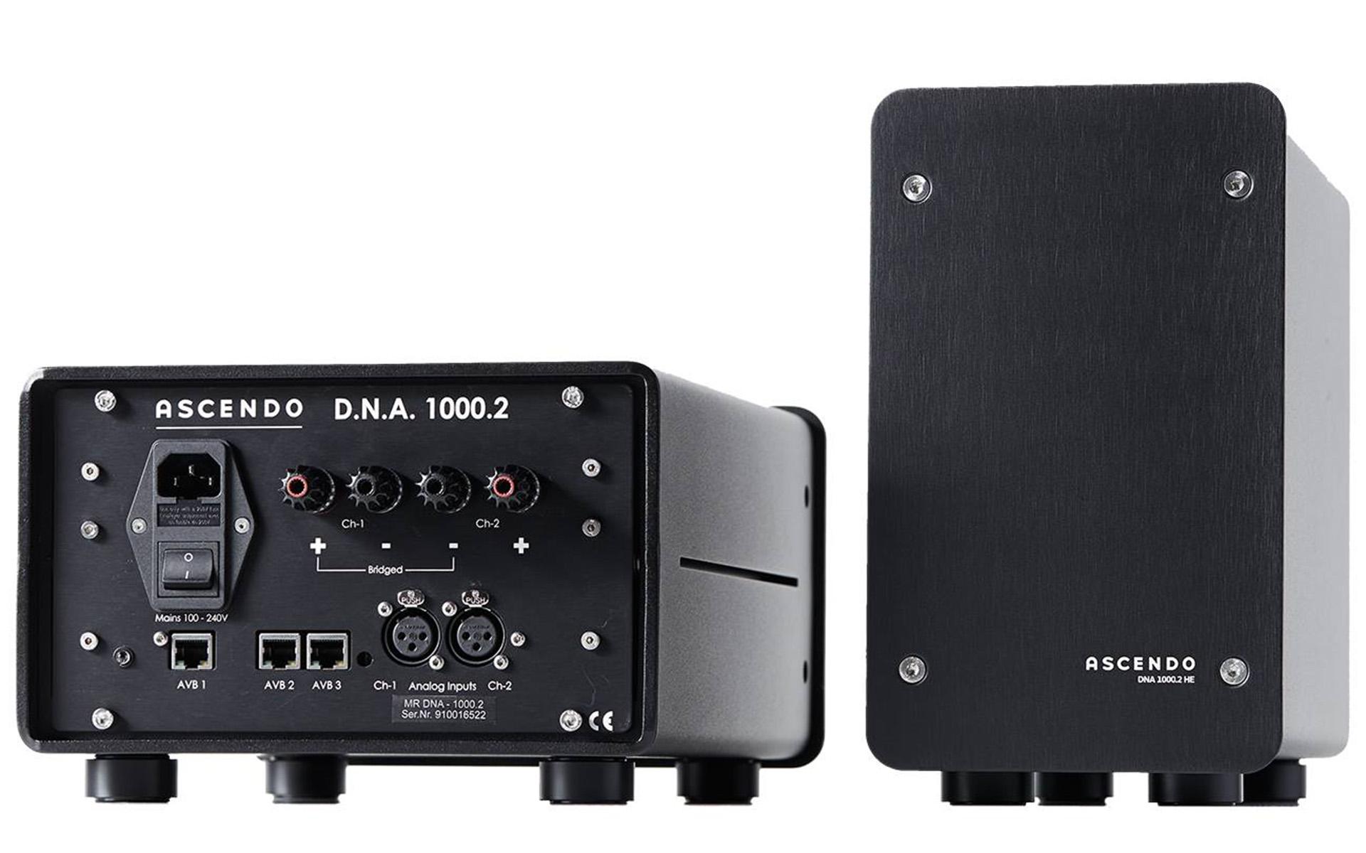 Ascendo 1000.2 HD легко меняет положение с горизонтального на вертикальное
