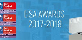 EISA Awards 2017 – 2018