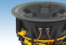 Monitor Audio PLIC II устанавливает новую планку качества для акустических систем, встраиваемых в потолок