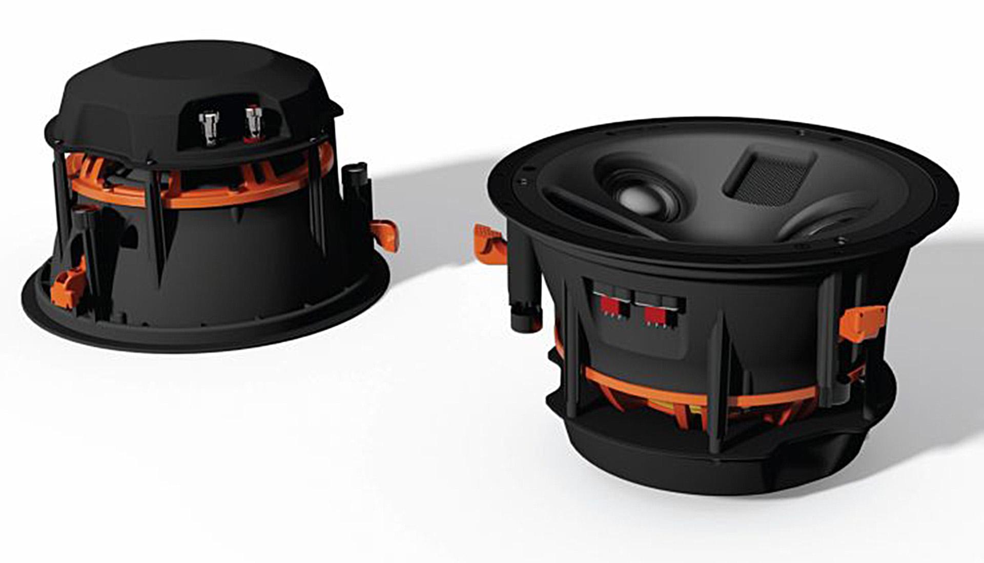 Monitor Audio PLIC II – четыре динамика и три полосы