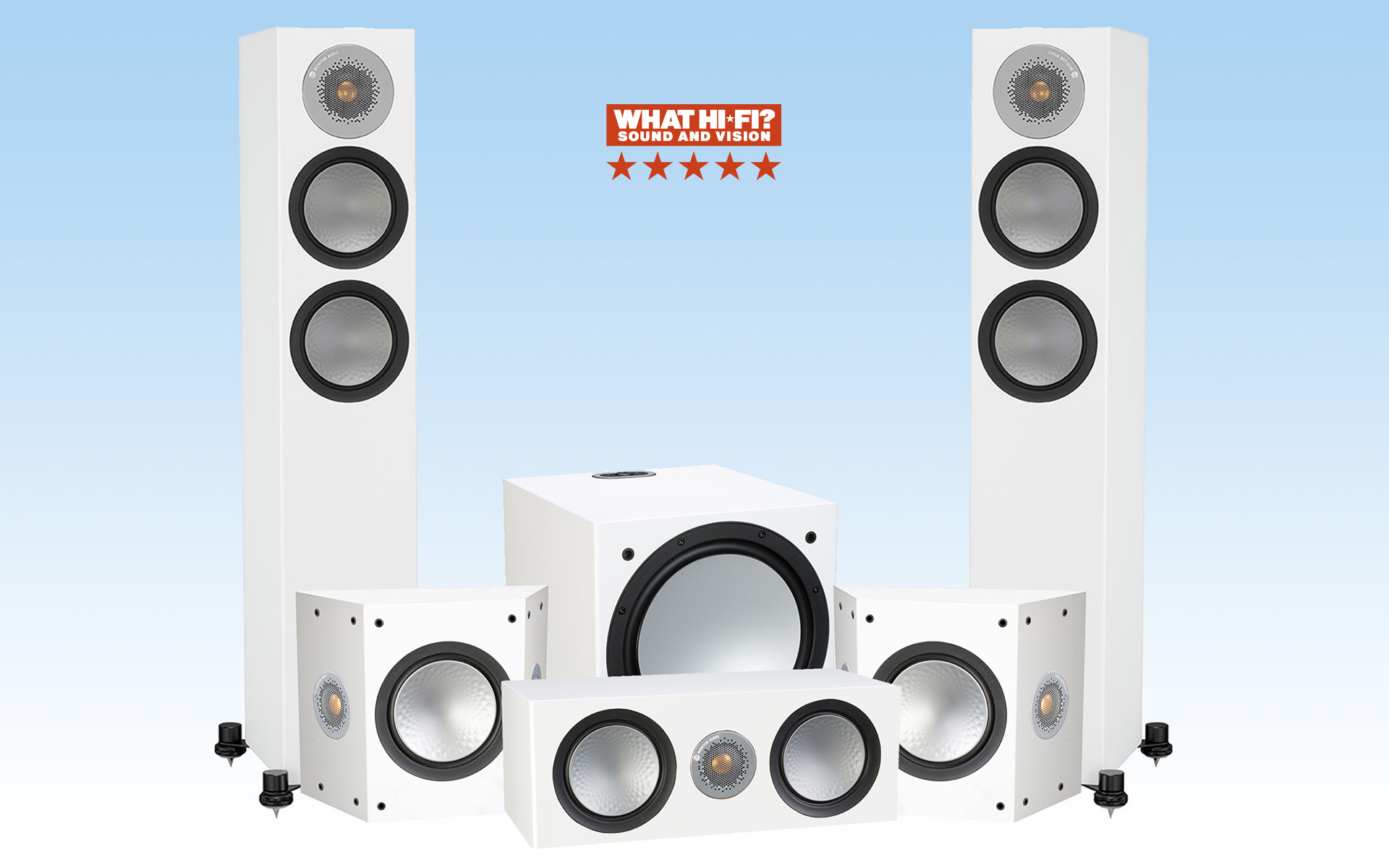 Monitor Audio Silver 200 AV12