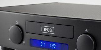 Hegel Mohican -проигрыватель CD из Норвегии