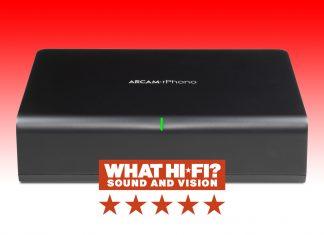 Журнал «Whan Hi-Fi?» настоятельно рекомендует фонокорректор Arcam rPhono