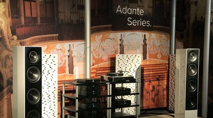 ELAC Adante на выставке в Мюнхене 2017