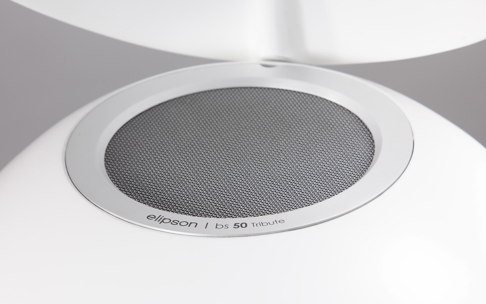 Elipson BS 50 Tribute: футуристическая концепция мощностью 80 Вт