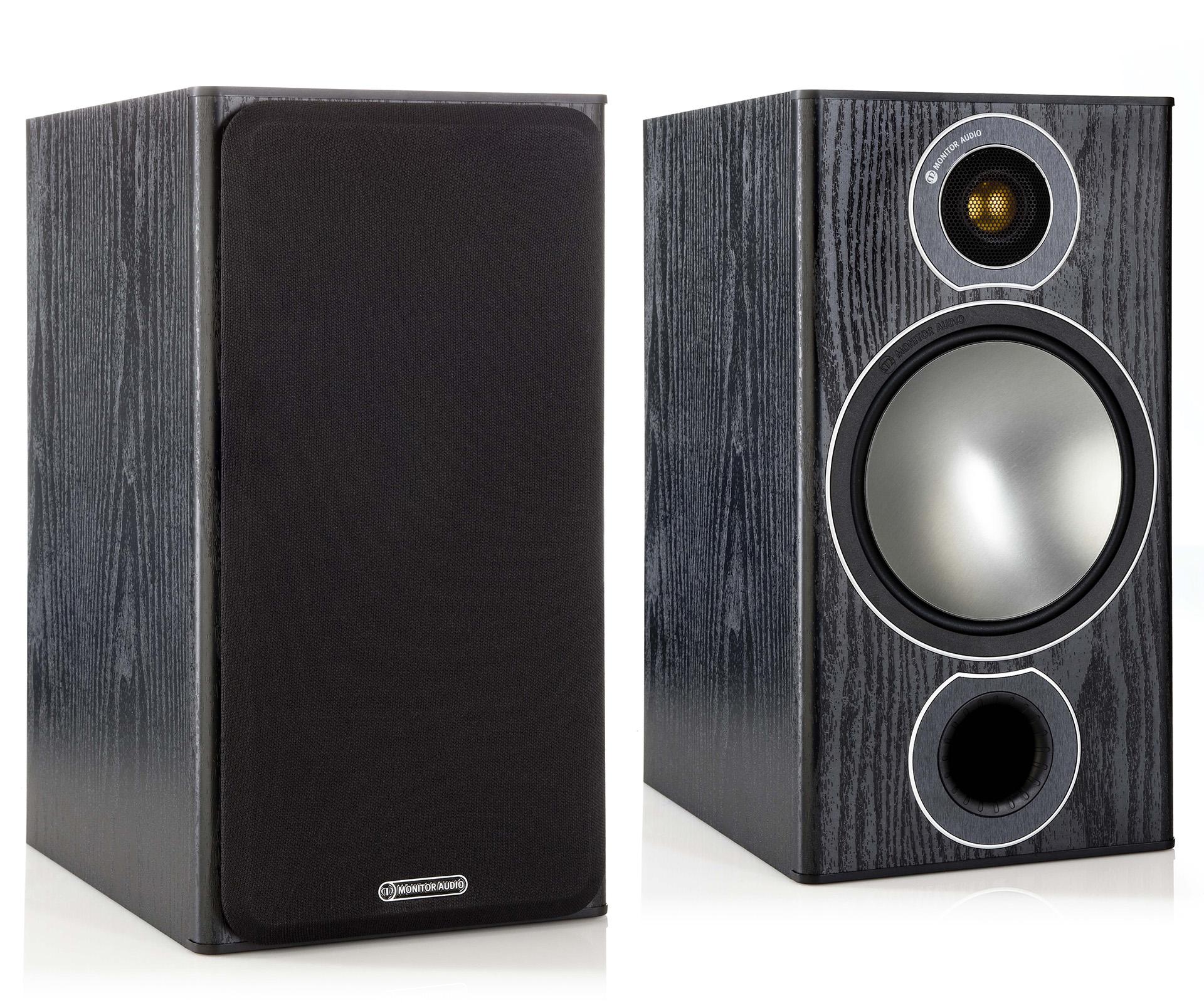 По звучанию Monitor Audio Bronze 2 могут поспорить с гораздо более дорогими колонками