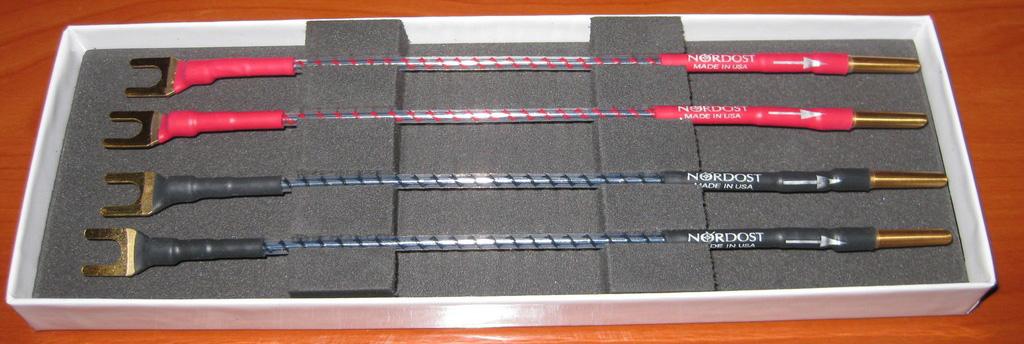 Комплект перемычек Nordost Bi-Wire Jumpers