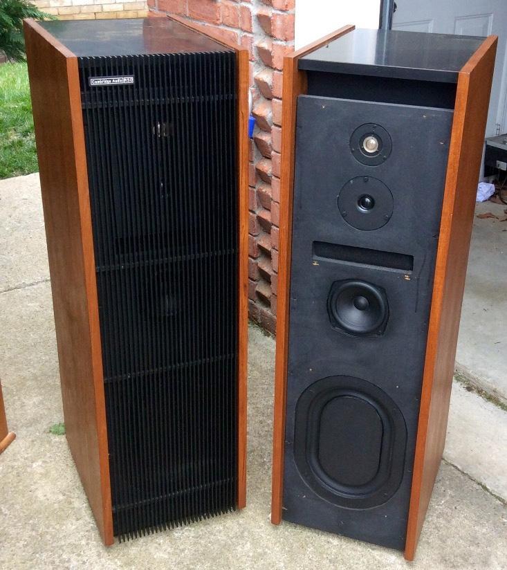 Раритет: Cambridge Audio R50 – в полный рост