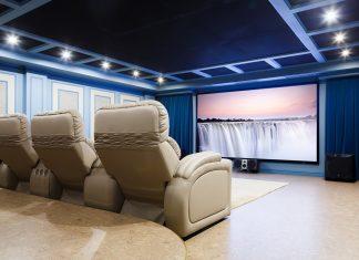 POWERGRIP YG-1 в проекте домашнего кинотеатра