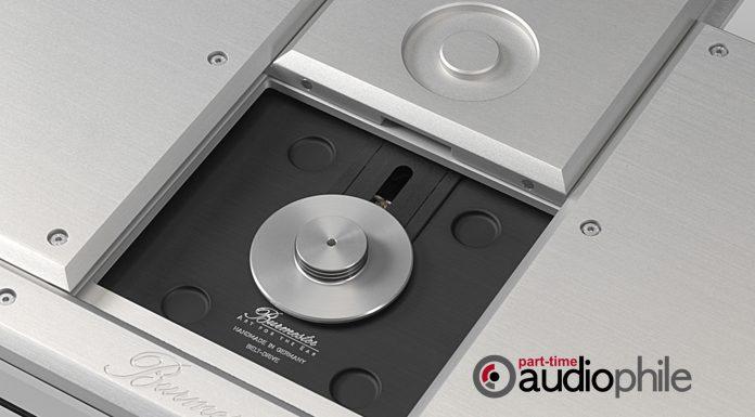 Проигрыватель компакт-дисков Burmester 069 входит в пятёрку лучших по версии портала Part-time Audiophile