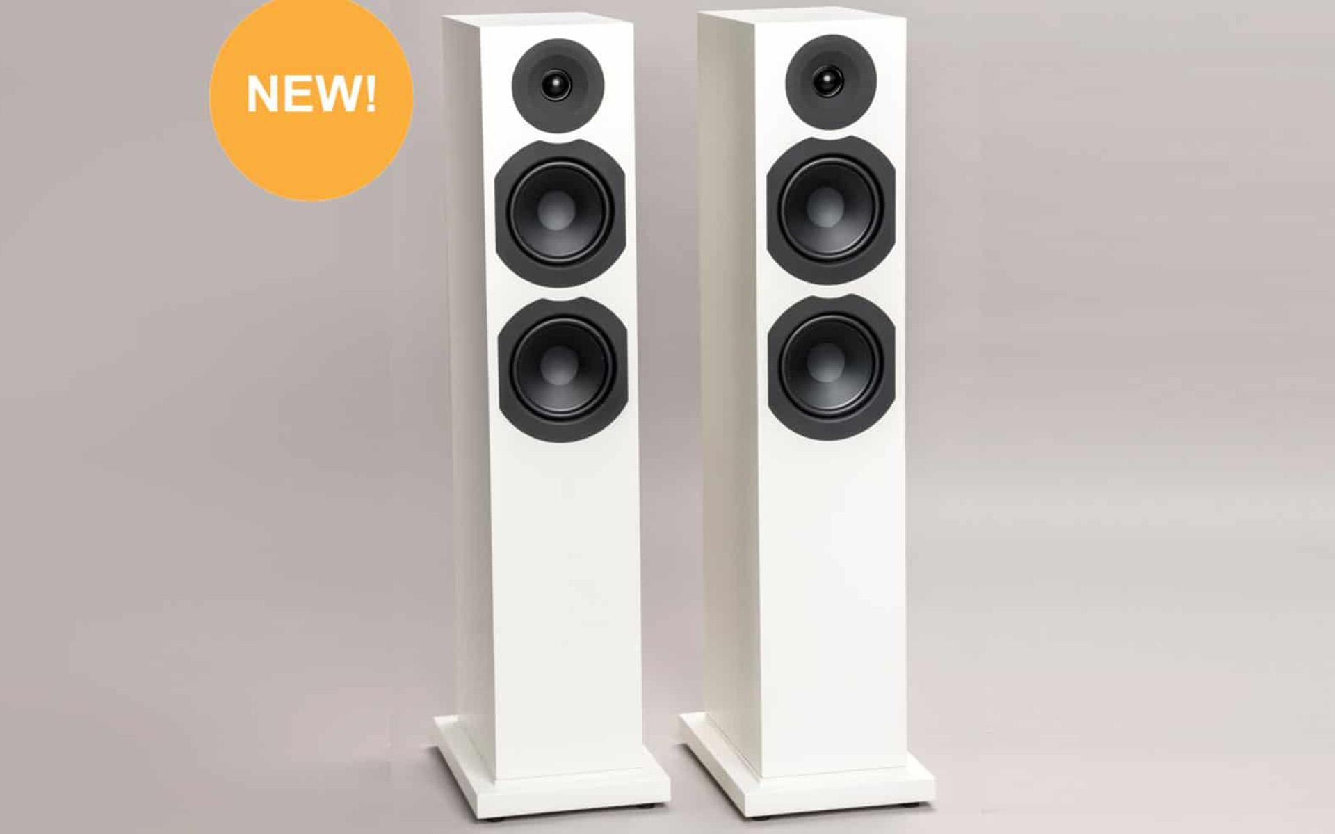 SA saxo 40 самые компактные напольники компании System Audio