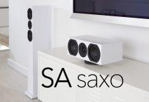 SA saxo – самая компактная линейка в модельном ряду System Audio