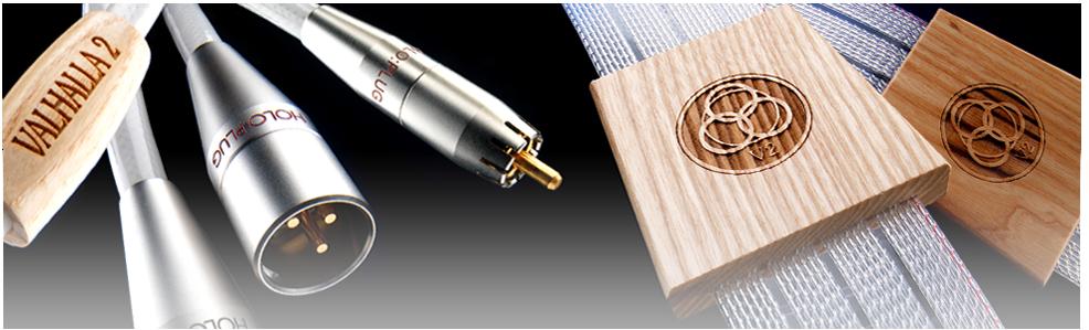 Valhalla 2 - весть спектр кабелей - от силовых до акустических, от USB до HDMI