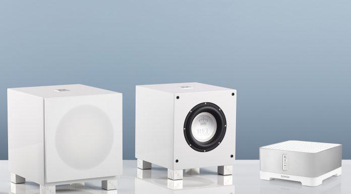 Сабвуфер REL поднимет звучание системы Sonos на новую высоту