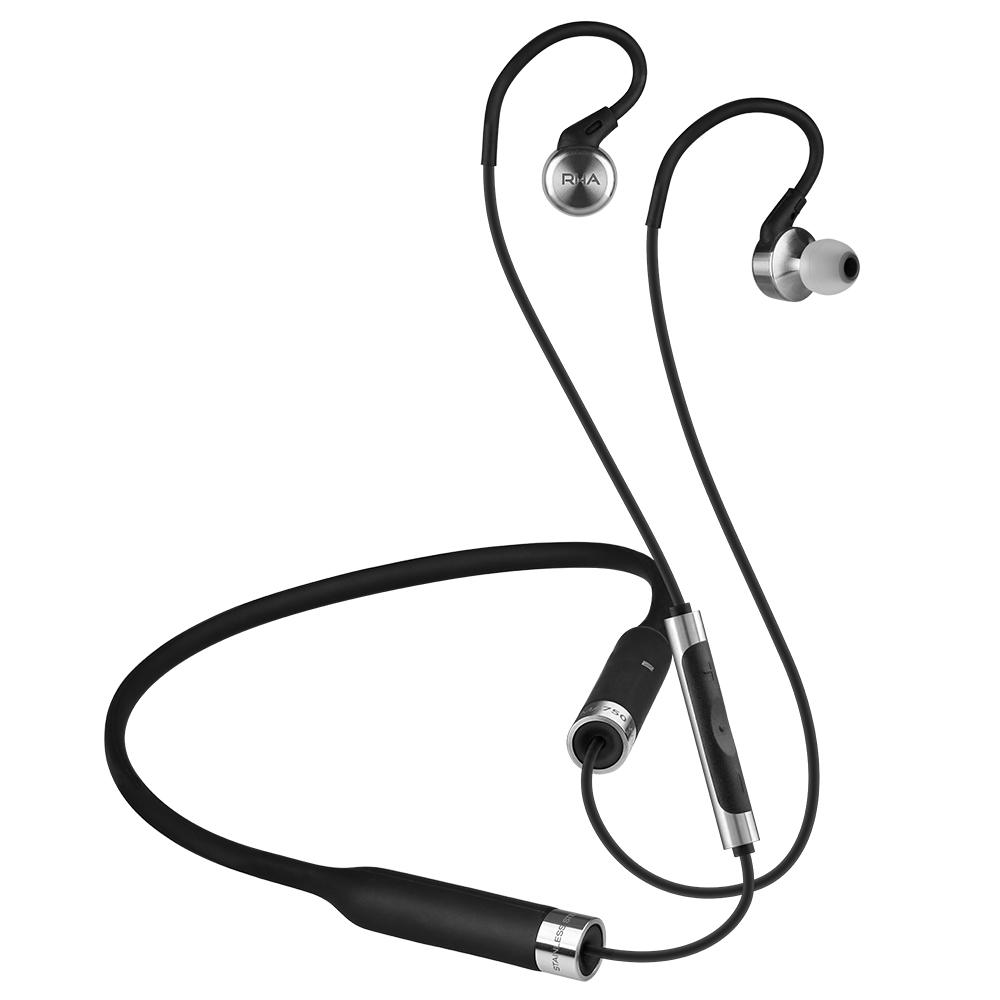 RHA MA750 Wireless: стальной корпус, динамики 560.1