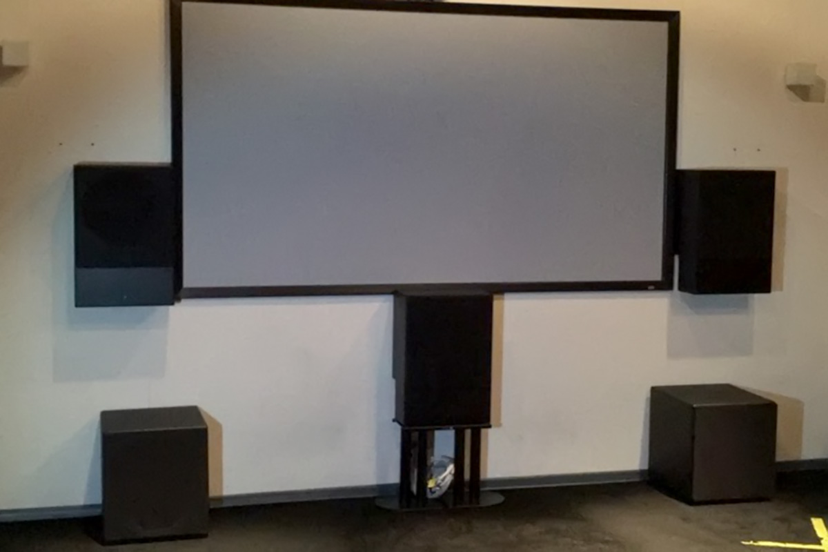 Строим домашний кинотеатр на оборудовании Ascendo: фронтальная акустика