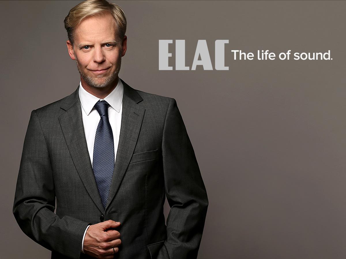 Новый руководитель компании ELAC – Ларс Бауман