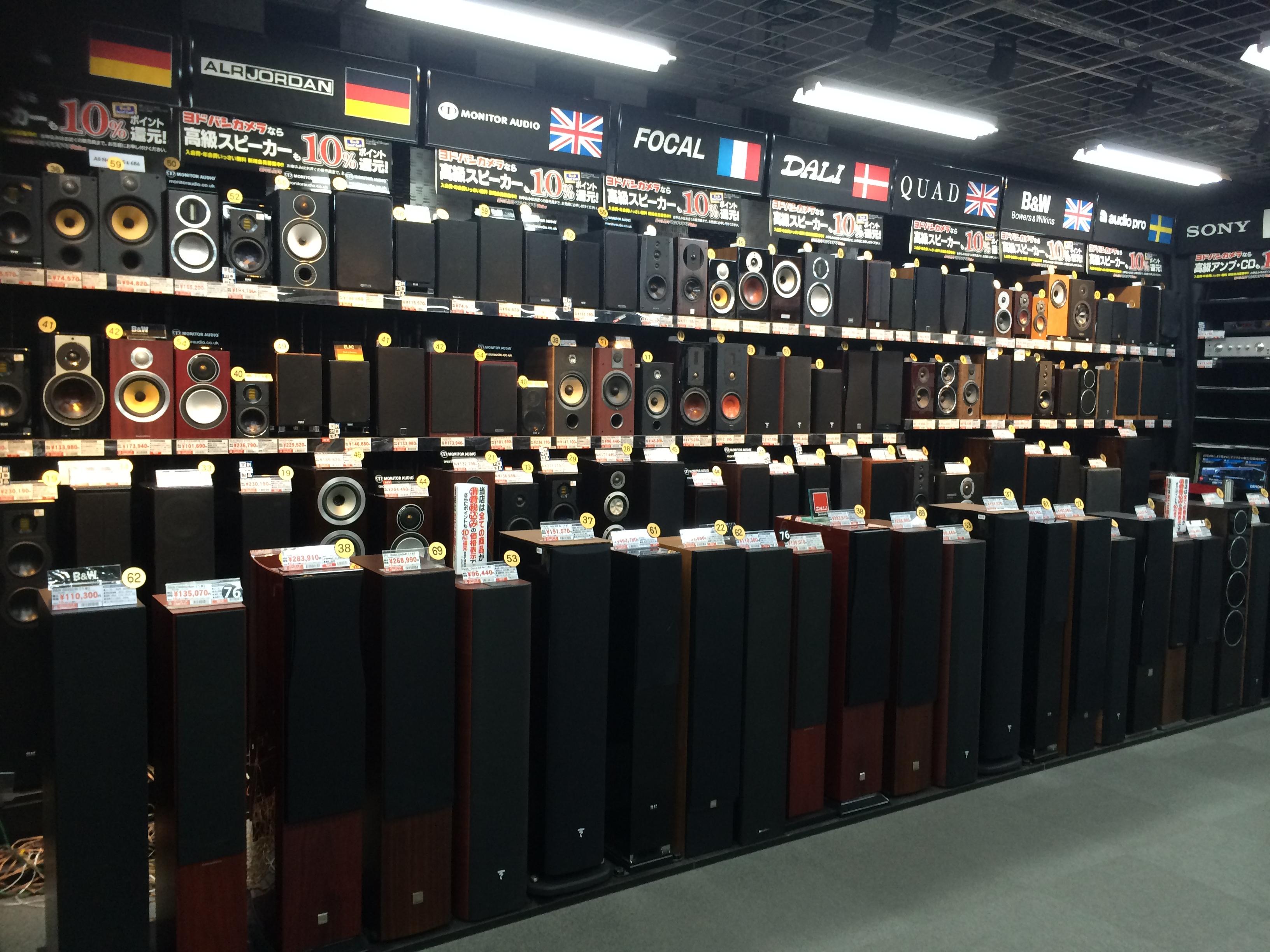 Великое множество представленных на рынке акустических систем делает процесс выбора непростой задачей