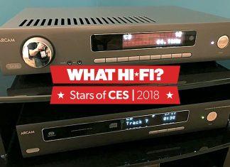 Универсальный SACD-проигрыватель Arcam CDS50 – «звезда CES» по мнению «What Hi-Fi?»