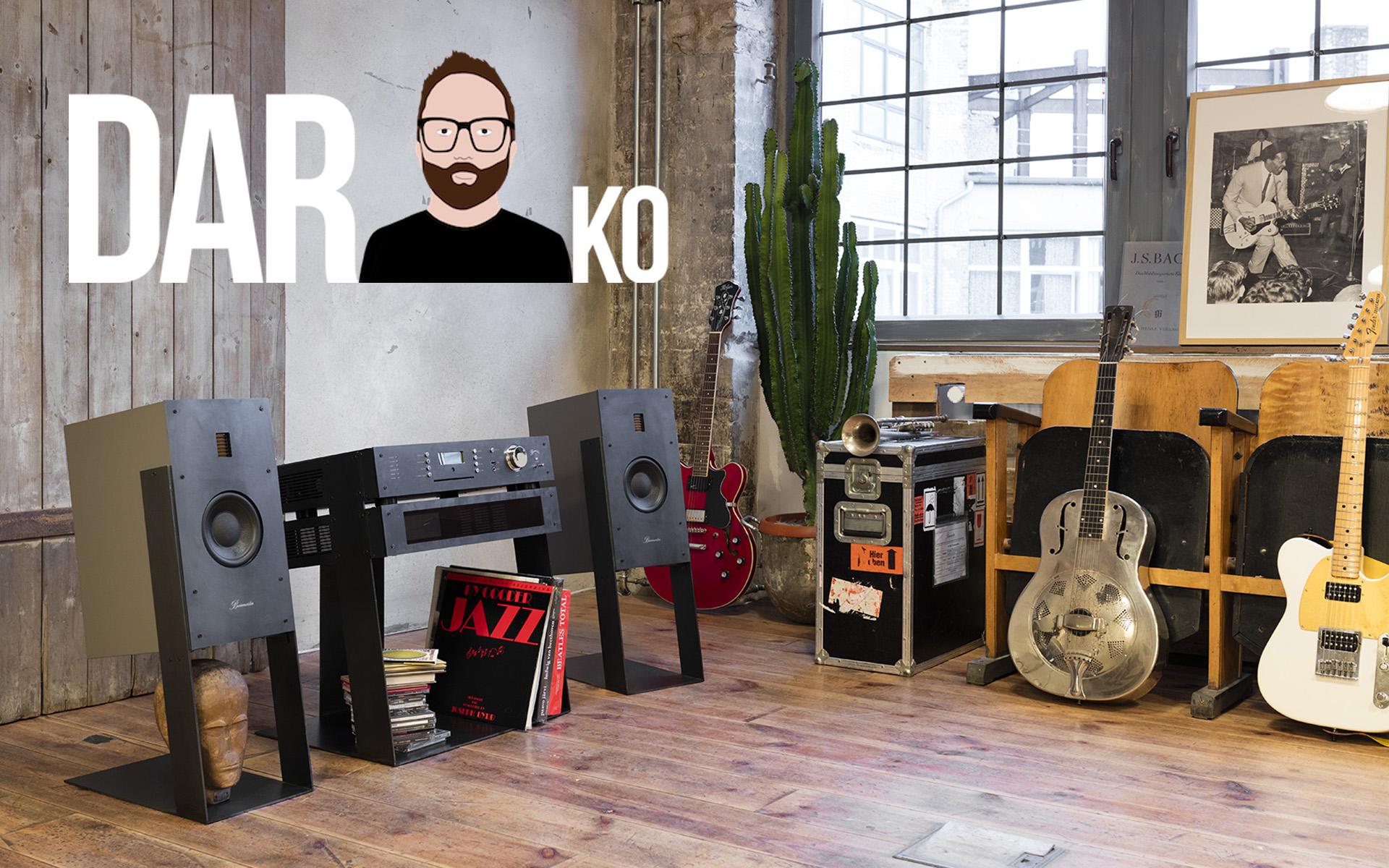 Burmester Phase 3 Loft Style – чрезвычайно стильное решение