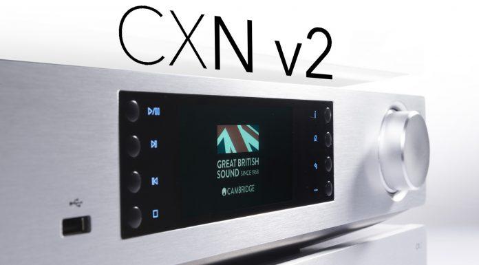 CXN v2 – обновлённый сетевой проигрыватель от Cambridge Audio