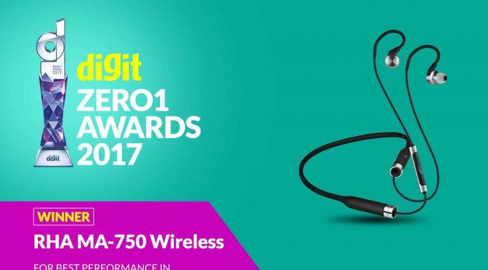 RHA MA750 Wireless – лучшие беспроводные наушники по версии ZERO1 AWARDS 2017