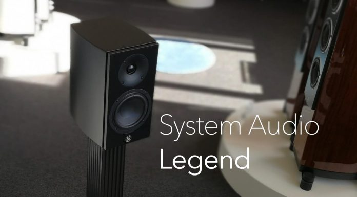 System Audio SA legend