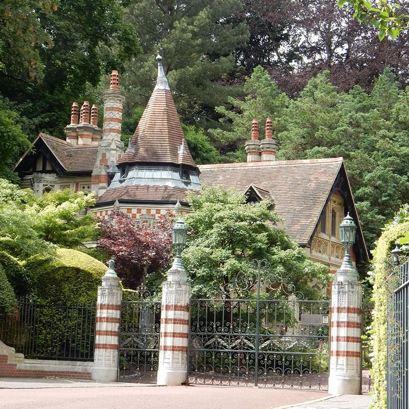 Фрайар-парк, Оксфордшир, Англия