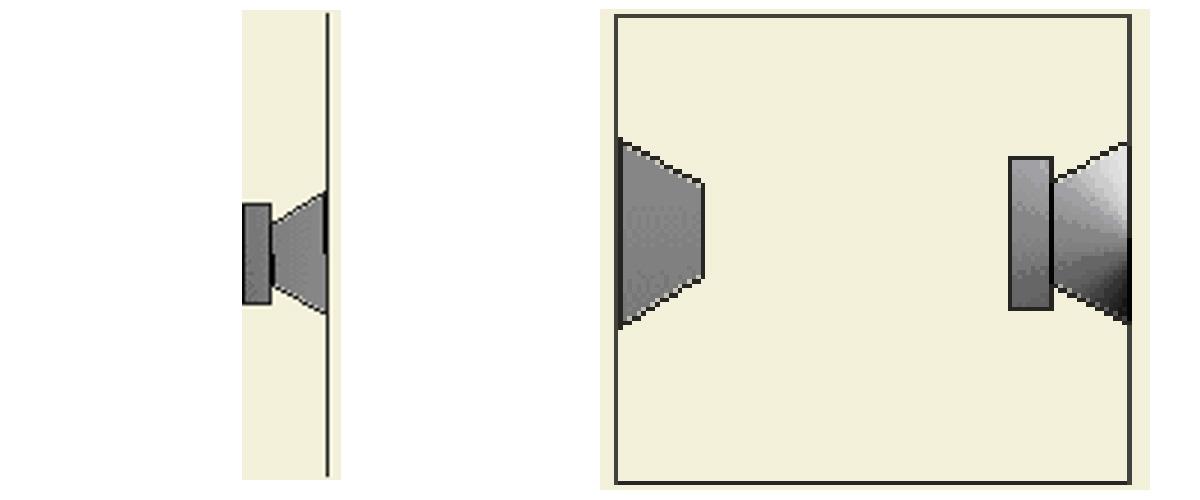 Бесконечный экран и изобарическая схема