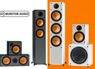 Monitor Audio Monitor 3G – яркая серия бюджетной акустики