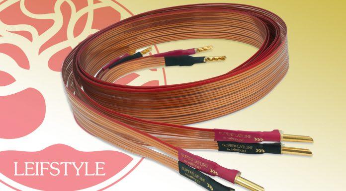 Акустический кабель SuperFlatline – настоящая классика Nordost