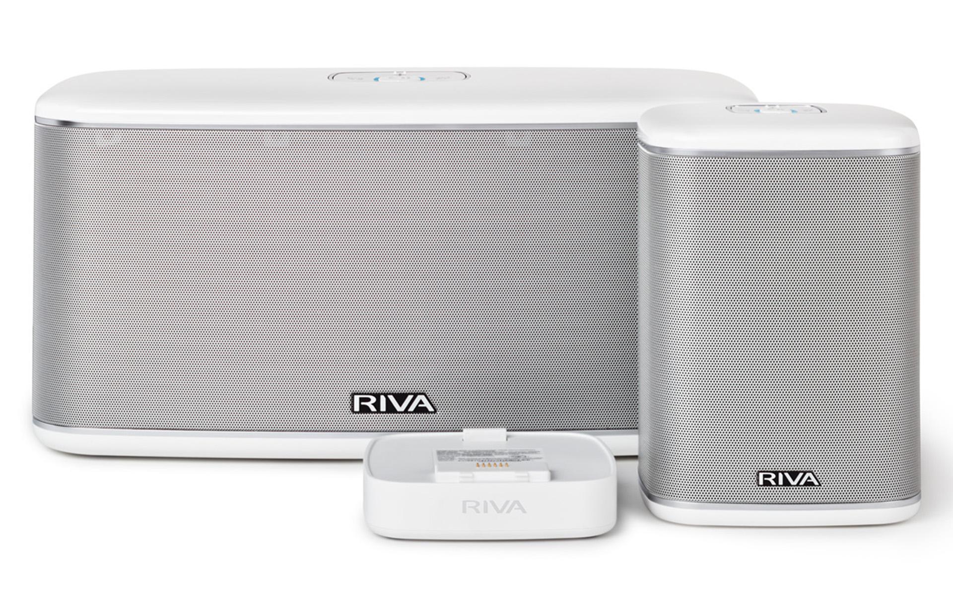 Колонки Riva WAND – компактные, мощные и беспроводные