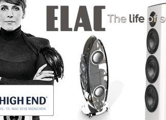 Новинки ELAC на выставке High End 2018 в Мюнхене