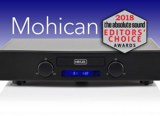 CD-проигрыватель Hegel Mohican – выбор редакции журнала The Abso!ute Sound
