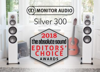 Monitor Audio Silver 300 – лучшая колонка 2018 года по версии Abso!ute Sound