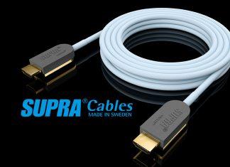 Кабели Supra AOC HDMI – качественное соединение длиной до 100 м