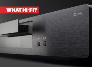 «Пять звёзд» – оценка универсальному плееру Cambridge Audio CXUHD от журнала «What Hi-Fi?»