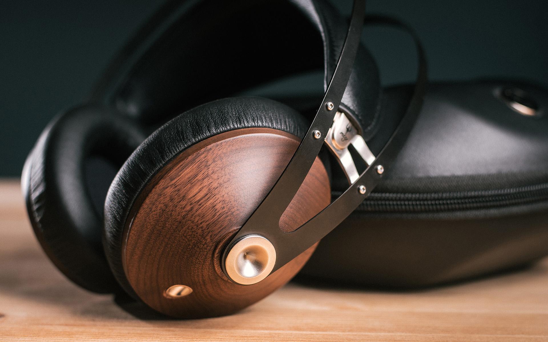 Meze 99 Classics – очень музыкальные и максимально комфортные для прослушивания