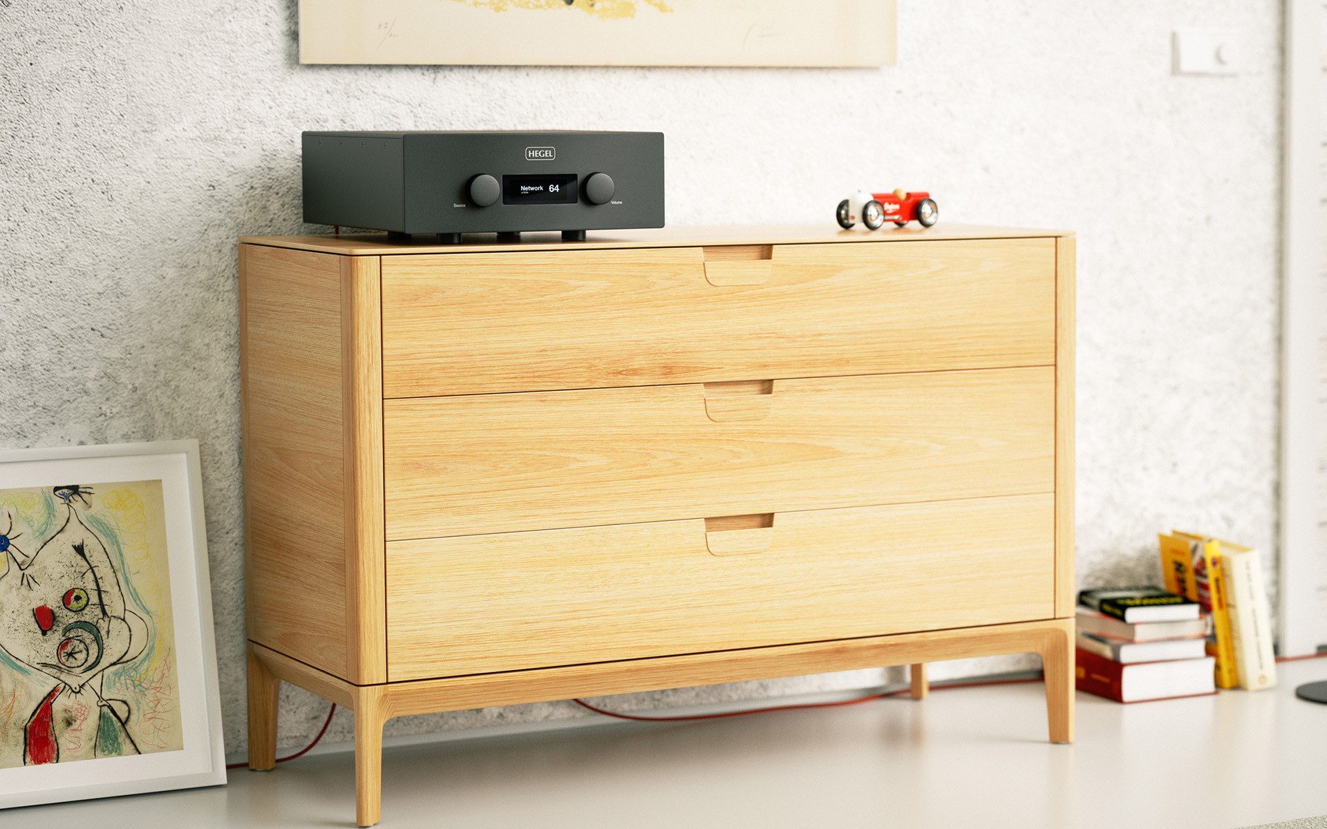 H590 – образчик скандинавского стиля